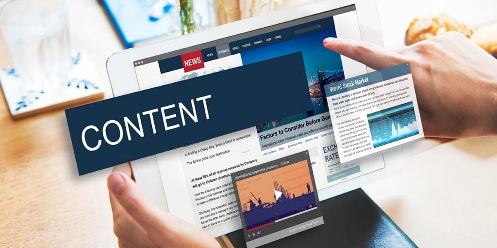 Why Read Competitors Website Content - Website Content In Contact To Ranking